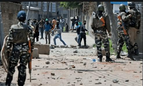 Essay on Terrorism in India