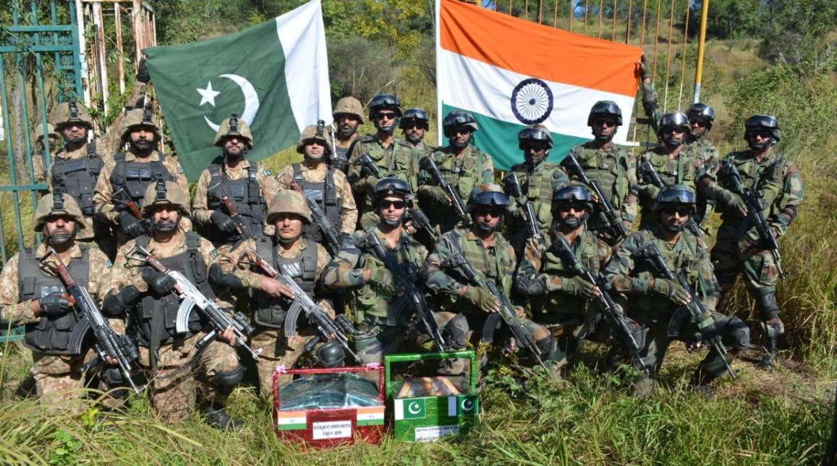 Indian Army Essay