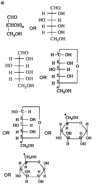 Plus Two Chemistry Chapter Wise Previous Questions Chapter 14 Biomolecules 10