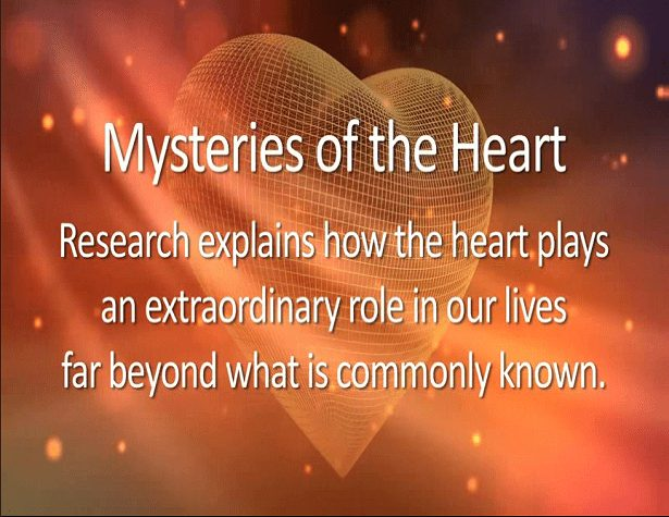 Mysteries of the heart