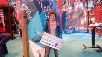 Henri Kolberg - Windsurf Talent des Jahres