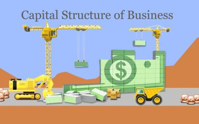 What is meant by Capital Structure of Business | ApnaCourse