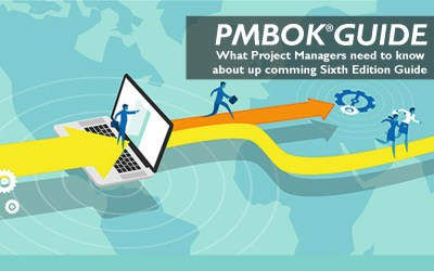The PMBOK® Guide sixth edition is expected to be released by 6th of September 2017.