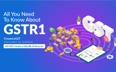 All you need to know about GSTR1 | FynamicsGST
