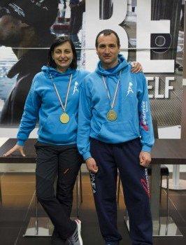 Ai campionati italiani primaverili indoor medaglie per l'Apnea Team Abruzzo