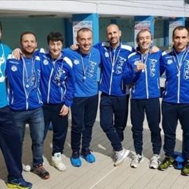 A Bari ottimi risultati per la prima stagionale dell'Apnea Team Abruzzo