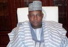 Governor Kashim Shettima of Borno State