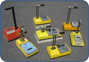 Portable Nuclear Density Gauges