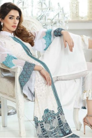 ZARQASH Designer Luxury Summer Collection 03