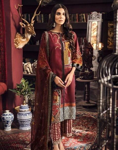Zinnia Luxury Linen Collection 2018 2031B