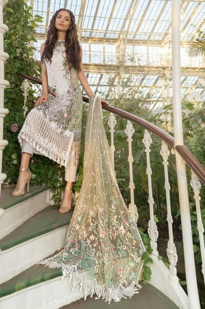 SOBIA NAZIR LUXURY LAWN COLLECTION 2019 01A