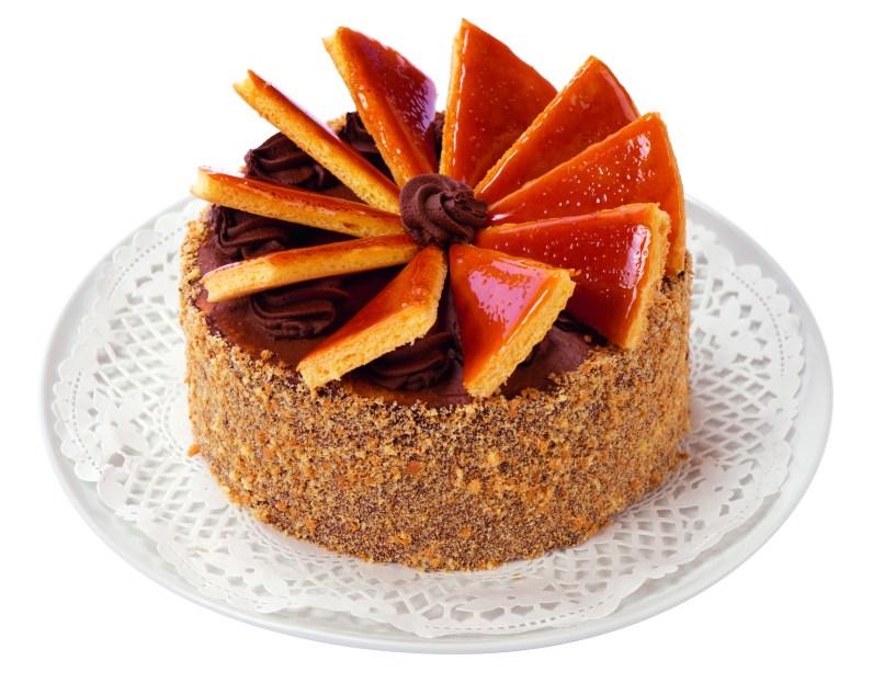Dobos-Torte. Rezepte aus dem Burgenland
