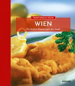 Buchcover. Rezepte aus Wien