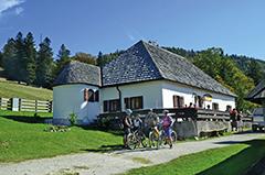 Lilienfeld. Traisental-Radweg