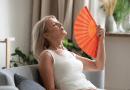 Hitzewallungen – Die Hitze erdrückt mich!