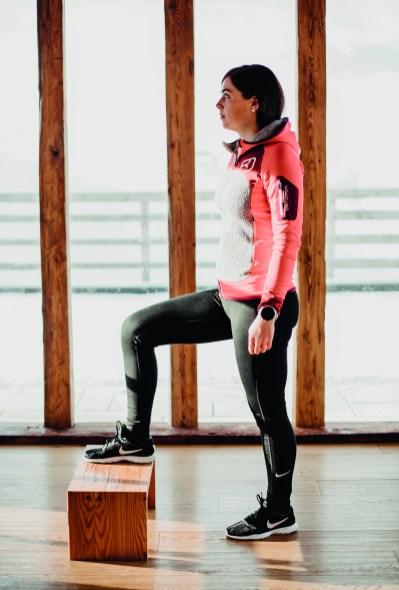 Übungen fürs Skifahren Vorbereitung