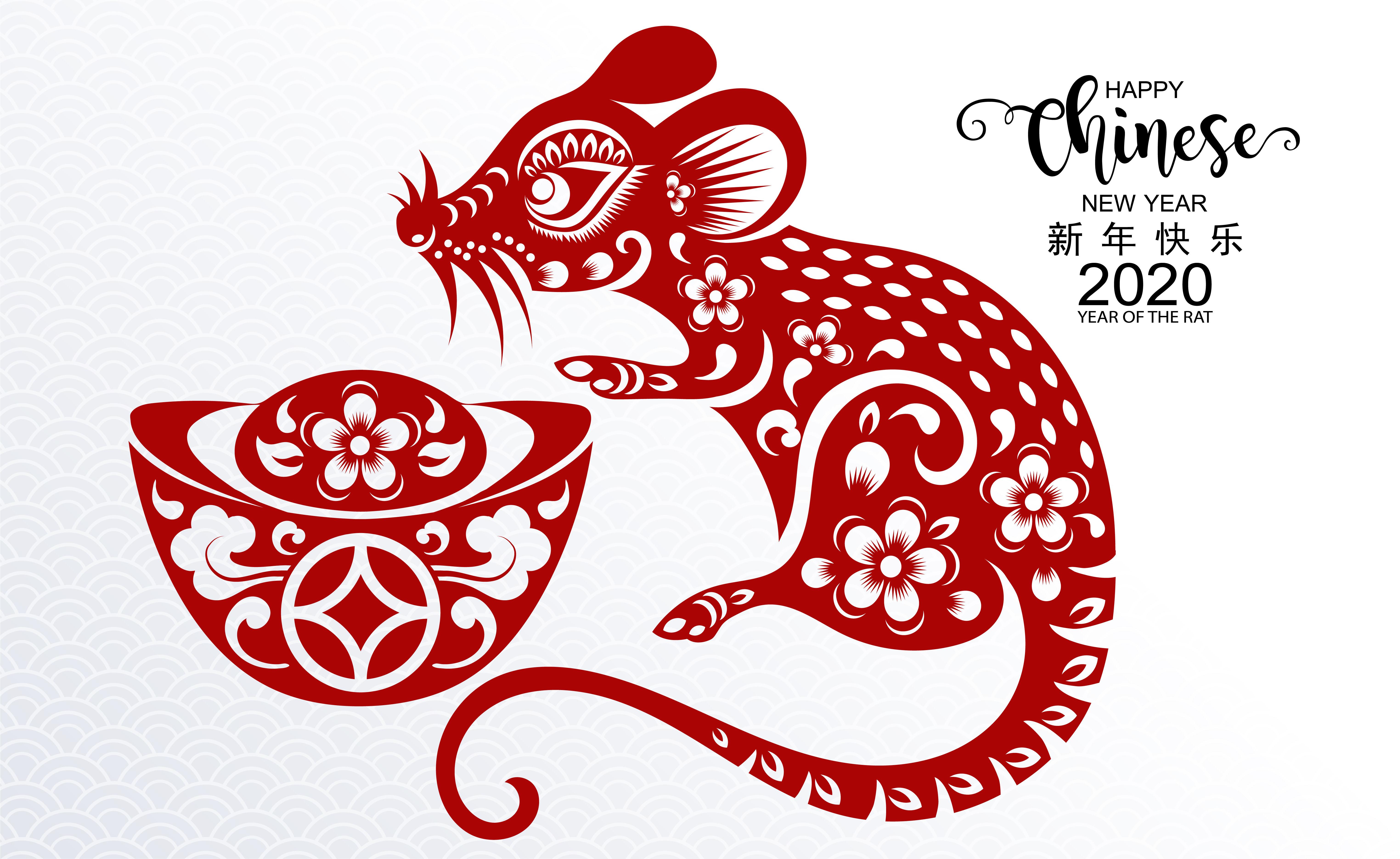 1984 element sternzeichen chinesisches Ratte