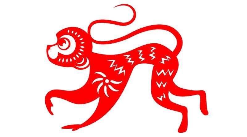 Chinesisches Horoskop Affe. Chinesisches Horoskop Symbole