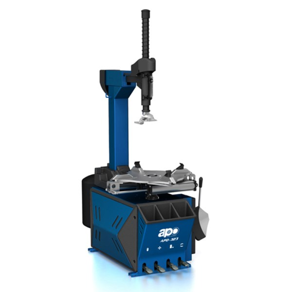 APO-323 Full-automatic Tilting Arm Tyre Changer