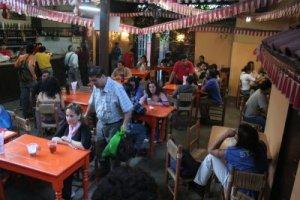 La Piojera - a Santiago drinking hole.