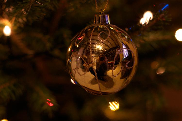 photos de décoration des fêtes de noël