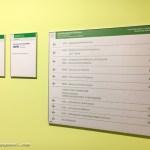 apogeo segnaletica bacheca personalizzata in carta casa della salute spilamberto