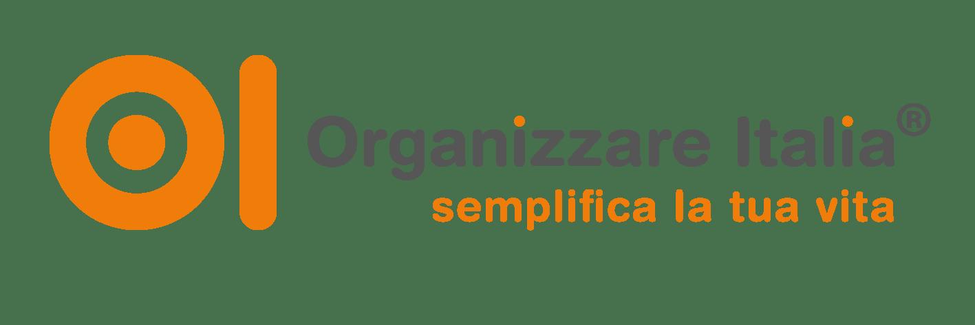 ORGANIZZARE ITALIA logo 2020