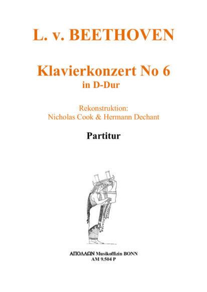 Klavierkonzert No 6 Beethoven