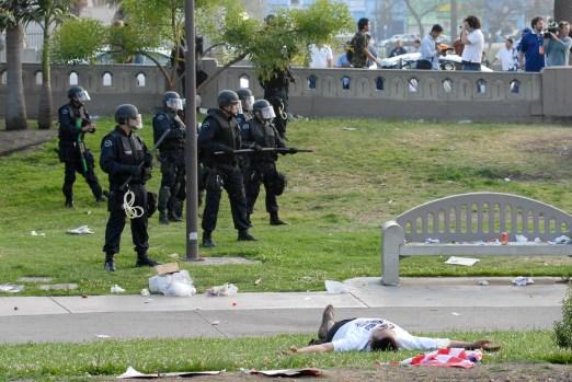 May Day | Los Angeles, CA | May 2007