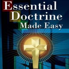 Essential doctrines of the Christian Faith