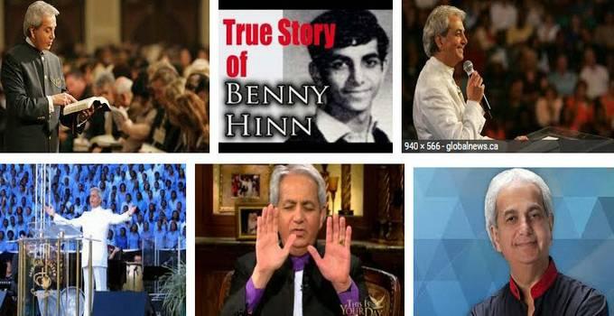 Benny Hinn videos
