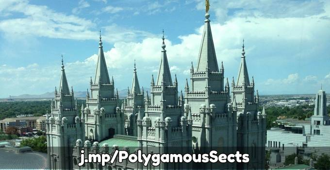Informal list of polygamous sects
