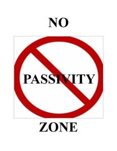 no-passivity-zone