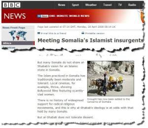al-Shabaab does not tolerate dissent, says BBC correspondent Robert Walker