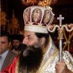 Mitropolitul Serafim de Pireu: Sfintenia este o realitate incontestabila doar in Biserica Ortodoxa! Faimosii guru, papa si cardinalii nu pot fi sfinti!