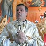 """Pr. dr. Mihai Valică: """"Cine tace, când trebuie să mărturisească, are partener pe diavol"""" (predică la Sf. M. Mc. Pantelimon)"""