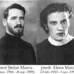 Preotul martir Ștefan Marcu și soția sa Elena au fost reînmormântați în cimitirul Mănăstirii Petru Vodă