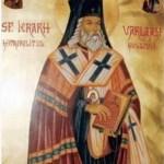 Sfantul mitropolit Varlaam: Proorocii despre vremurile din urma si caderea crestineasca a Moldovei