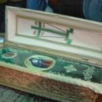 Moaştele Sfântului Cuvios Iosif au fost deshumate și aşezate spre închinare la Mănăstirea Văratec