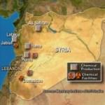 ONU ordonă DISTRUGEREA ARSENALULUI CHIMIC al Siriei