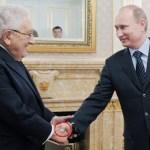 Negocieri Kissinger – Putin: blocaj pentru o nouă lume globală condusă de Hillary Clinton, dar sprijin Vaticanului pentru a crea o religie unică mondială