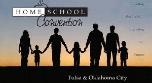 Join Me at the OCHEC-OK Homeschool Convention Rachael Carman www.HisSunflower.com
