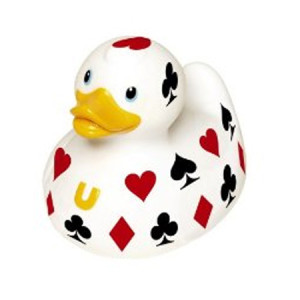 canard bain poker cartes