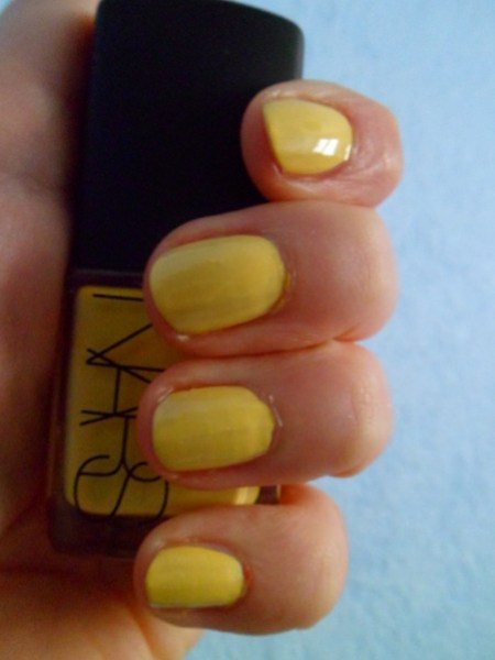 traces vernis 15 minutes nars