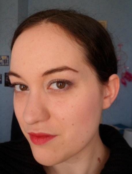maquillage annemarie borlind rouge lèvres