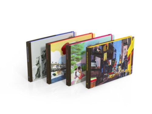 4 Travel Books