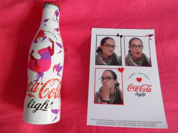 coca cola light marc jacobs