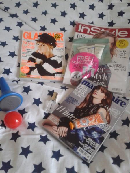 magazines beauté