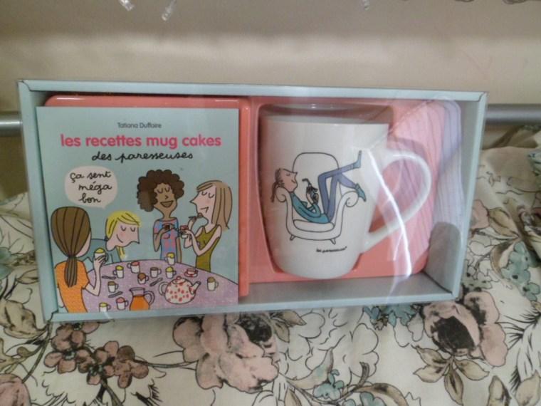 mug-cake paresseuses