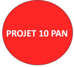 projet 10 pan